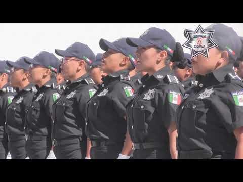 Graduación de 63 Policias Municipales