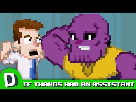 Kdyby měl Thanos asistenta