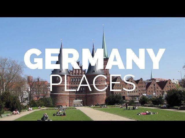 İngilizce'de Germany Video Telaffuz