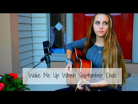Wake Me Up When September Ends - Green Day | Cover