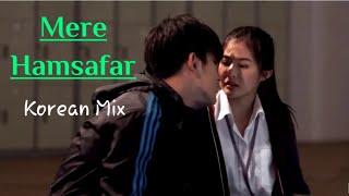 Mere Humsafar | Mithoon | New Korean Mix Hindi Songs | New HIndi Love Songs
