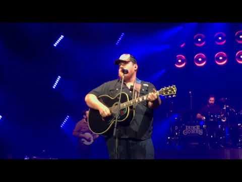 When It Rains It Pours by Luke Combs - Live