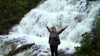 Водопады Кемеровские