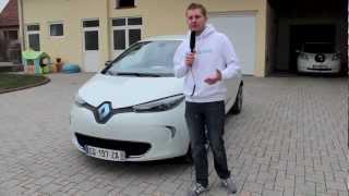 Renault ZOE – Tour du propriétaire