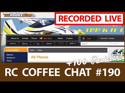all-hobbyking-rc-models-reviewed---rc-coffee-chat-190-fixed-wing-flying-wings-etc