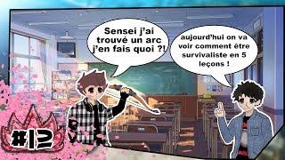 Episode 12 - Comment être survivaliste en 5 leçons ! (Fortnite)