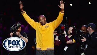 FOX Sports NBA analyst Ric Bucher discusses Kobe Bryant's impact on the NBA   FOX SPORTS