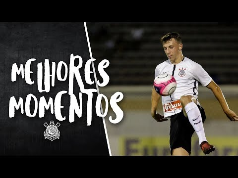 Melhores momentos - Corinthians 3x0 Corumbaense-MS - Copa São Paulo