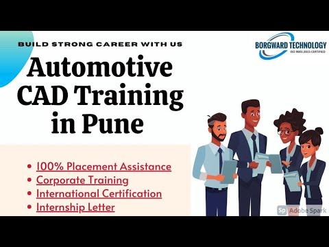 Best Mechanical Design Training   Best Automotive CAD Training ...