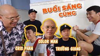 Food For Good #607: Quán ăn nào Tam Kỳ mà Trường Giang, Color Man và Cris Phan review khí thế ?
