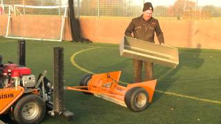 SISIS SSS1000 - Synthetic Turf Maintenance