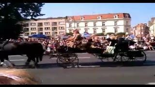 preview picture of video 'Pochód na Gwarki 2014 | Tarnowskie Góry i pochód gwarkowski!'