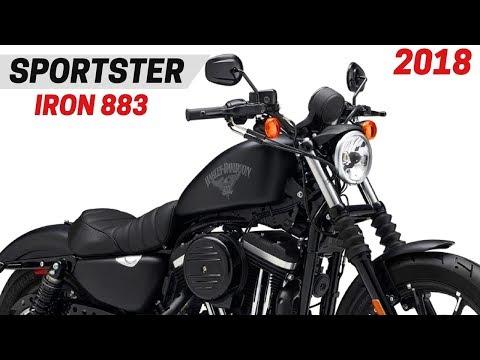 2018 Iron 883