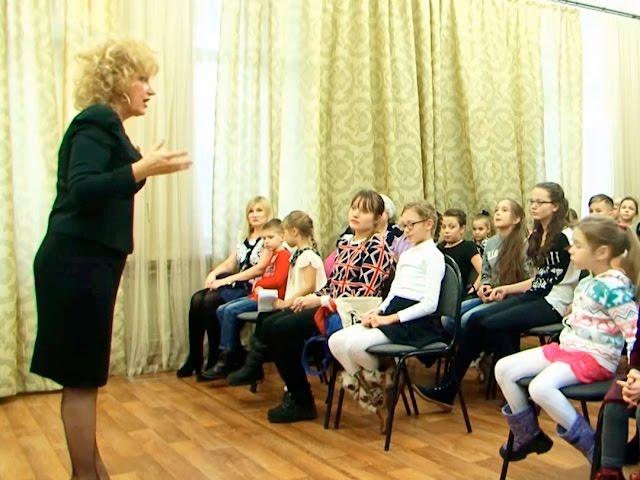 Мастер-класс для юных актеров