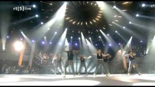 Taio Cruz - Dynamite - Live @ SYTYCD 2010