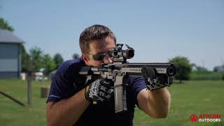 FIRST LOOK: Lewis Machine & Tool's CSW (Confined Space Weapon)