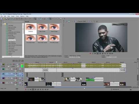 VEGAS PRO 14 – How To Make A Video Mashup Like A Boss!