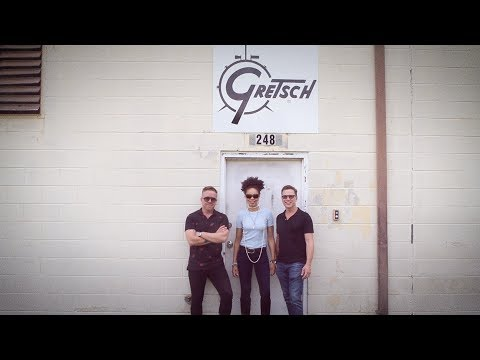 The Gretsch Brooklyn - with Cindy Blackman-Santana, Karl Brazil, and Stanton Moore