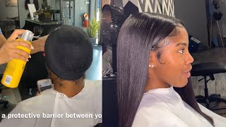 HOW TO: PROTECTIVE QUICK WEAVE