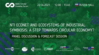 """<span class=""""fs-xs"""">NTI ECONET and ecosystems of industrial symbiosis: a step towards circular economy?</span>"""