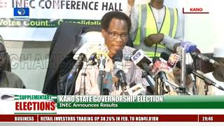 Ganduje Wins Kano Governorship Election