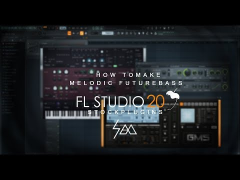 MELODIC FUTURE BASS IN 3 MINUTES +FREE FLP | FL STUDIO STOCK PLUGINS