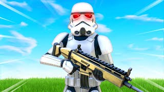 The STORMTROOPER Challenge In Fortnite!