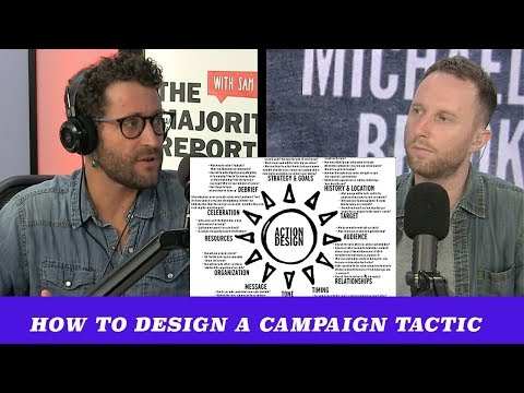 What Activists Should Think About Before Throwing Milkshakes ft. Joshua Kahn Russell (TMBS 99)