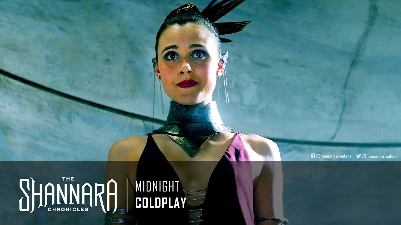 Coldplay - Midnight | The Shannara Chronicles 1x01 Music [HD