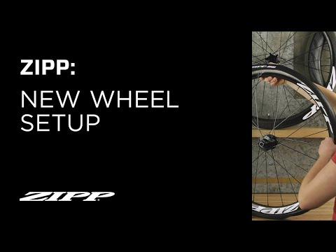 ZIPP: New Wheel Setup