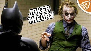 Why Patton Oswalt's Dark Knight Joker Theory Will Blow Your Mind! (Nerdist News w/ Jessica Chobot)
