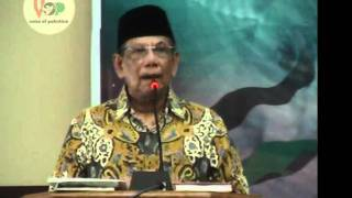 KH Hasyim Muzadi  Palestine International Conference Indonesia  Freedom & The Rights Of Return