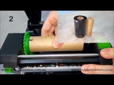 TSC TE310 Thermal Transfer Printer