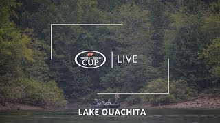 2018 FLW Live Coverage - Forrest Wood Cup - Day 2