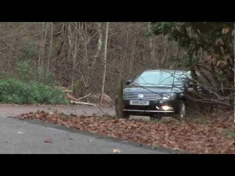 Volkswagen Passat Saloon review