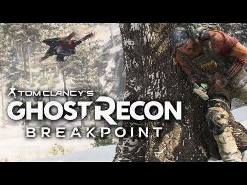 GHOST RECON BREAKPOINT CRAZY GLITCH