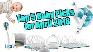 Top 5 Baby Gear in April 2018