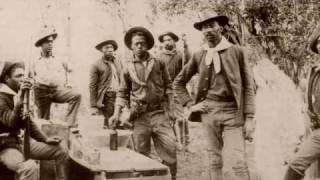 Spanish-American War - Buffalo Soldiers