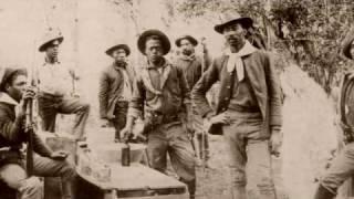 Spanish-American War - Buffalo Soldiers