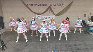 Love Live! ~ Miracle Wave ~ Lovely Sirens ~ FestiAnime Sobreviviendo a Clases