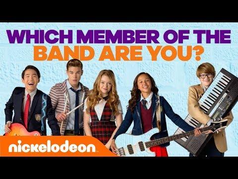 School of Rock QUIZ  🎸 Which Member Are You?   #KnowYourNick
