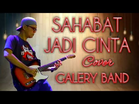 SAHABAT JADI CINTA - cover by GALERY BAND // kuju cafe & resto