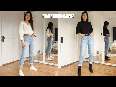 MOM JEANS | 5 WAYS TO STYLE