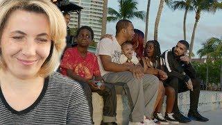 Мама Туся смотрит Drake - God's Plan