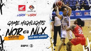NorthPort Batang Pier picked things up in the second half to defeat the top-seeded NLEX Road Warriors, 102-94.  Check out more of ESPN5!  Website: https://tv5.espn.com Facebook: https://www.facebook.com/Sports5PH Twitter: https://twitter.com/Sports5ph Instagram: https://www.instagram.com/sports5.ph