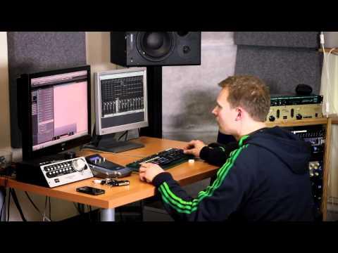 Focusrite // Recording Drums Tutorial