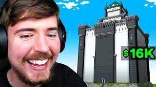 $2 VS $16,000 Minecraft House!