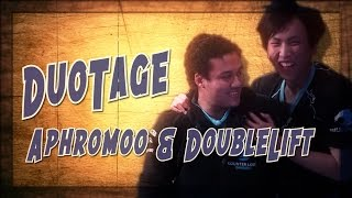 Aphromoo&Doublelift DuoTage | Brothers