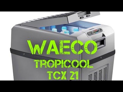 Unboxing Waeco TropiCool TCX21 [ita]