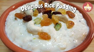Rice Pudding | Kheer 🍮